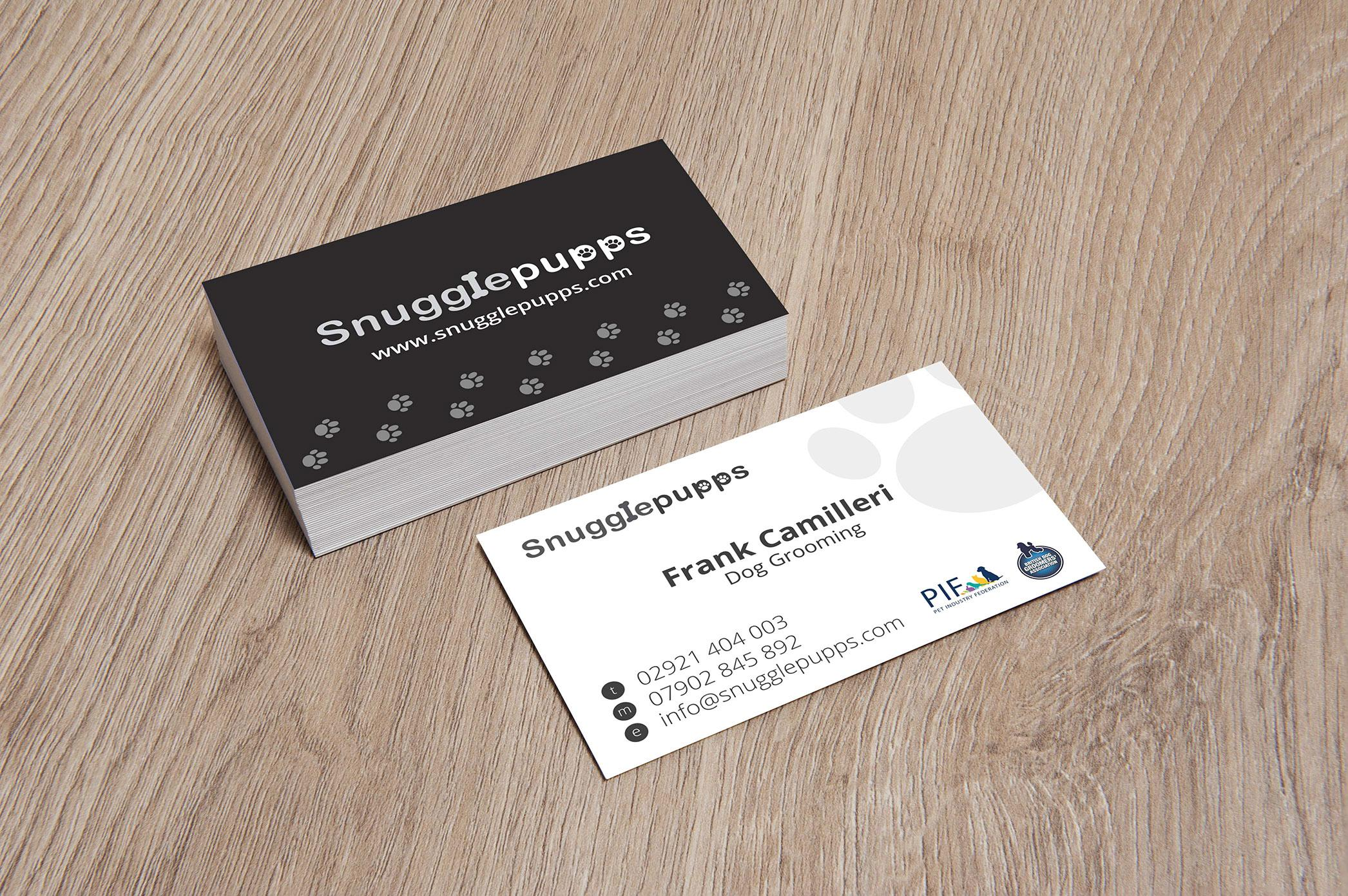 Business Card Tool Choice Image - Free Business Cards