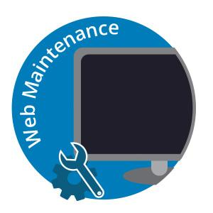 Web Maintenance for websites cardiff side