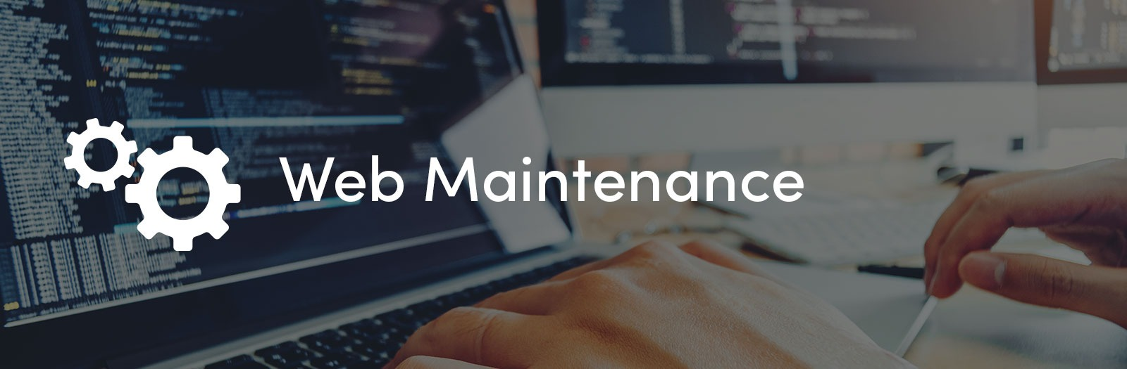 Web Maintenance for websites cardiff
