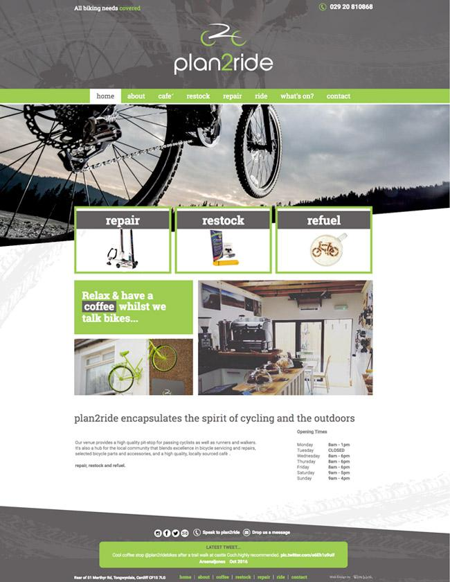 bike-shop-web-design