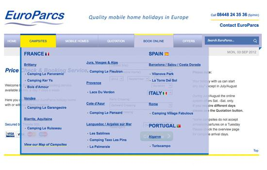 holidays-page2-web-design-cardiff