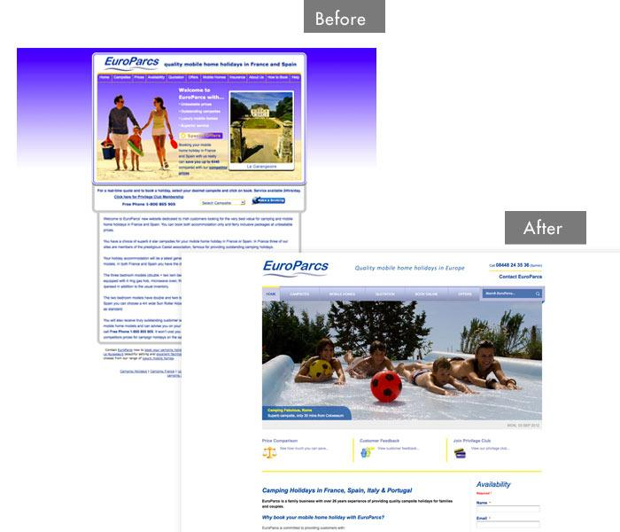 holidays-web-design-cardiff