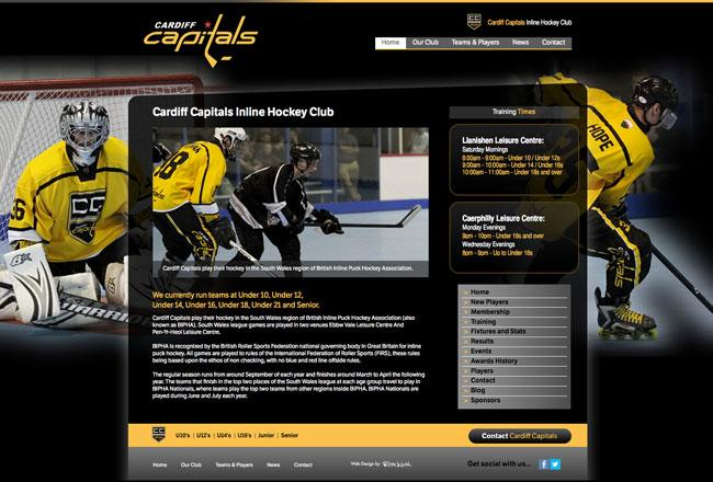 sport-website-design-cardiff