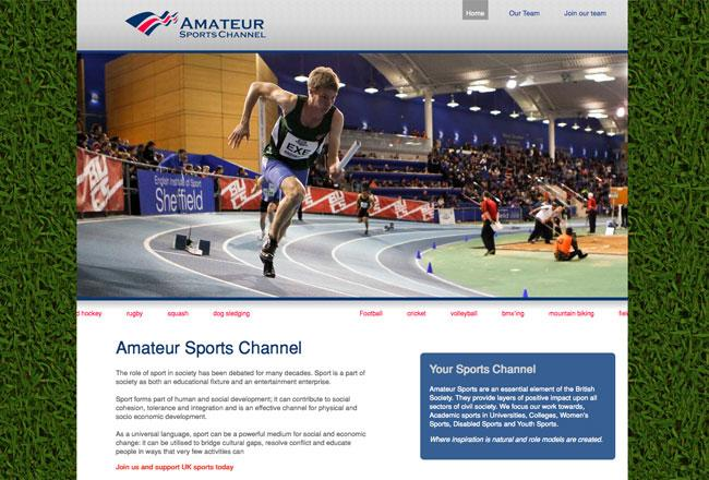 sports-channel-web-design