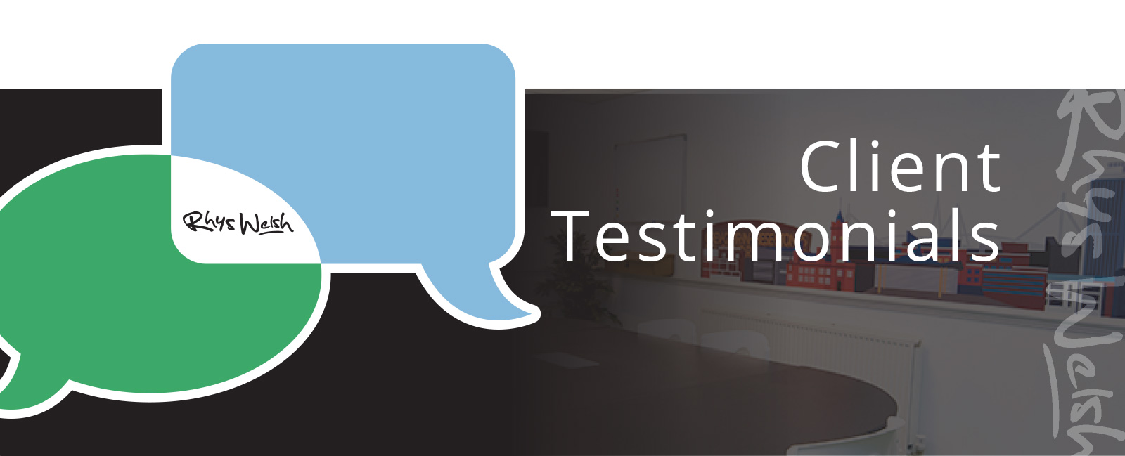 Clients Testimonials Web Design for cardiff