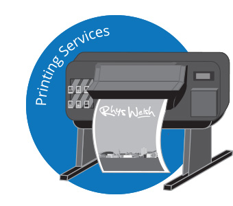 Printing Services for websites Cardiff