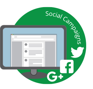 Social Campaigns for Businesses websites Cardiff