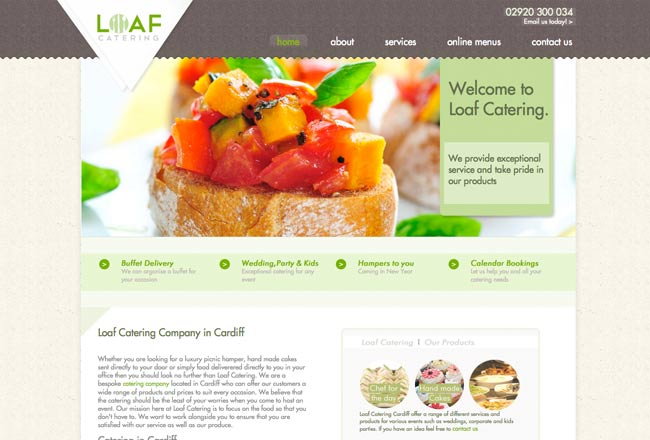 catering-web-design
