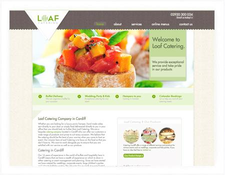 web-design-for-cardiff-catering