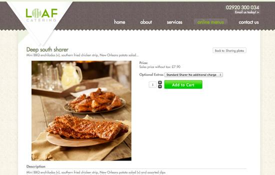 web-design-in-cardiff-catering-3