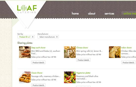 web-design-in-cardiff-catering-4
