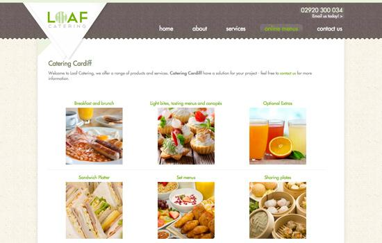 web-design-in-cardiff-catering-5