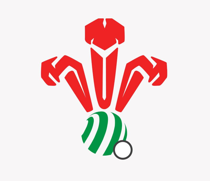 Welsh Sports Graphic Design
